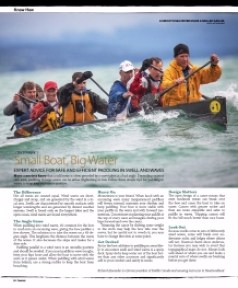 Canoeroots article